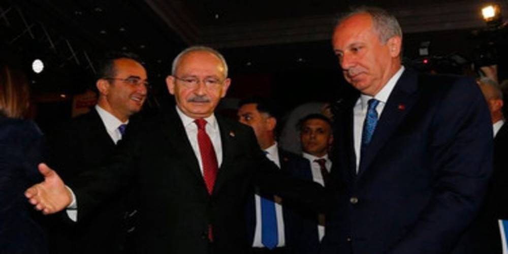 'CHP'de Muharrem İnce'ye yakın isimler tasfiye edilecek'
