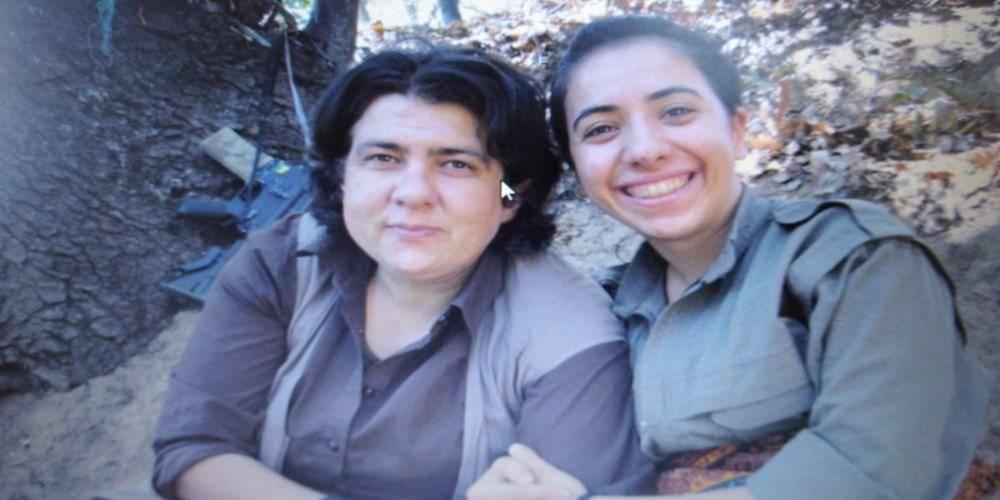Terörist Müzeyyen Aydınlı ile çekilmiş fotoğrafı ortaya çıkan Diyarbakır Barosu'na kayıtlı avukat Merve Nur Doğan'a 15 yıla kadar hapis istemi