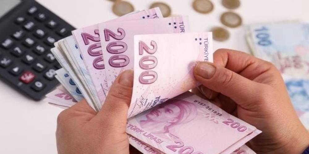 Asgari ücret 2021 yılında yüzde 21 artışla 2.825 TL oldu