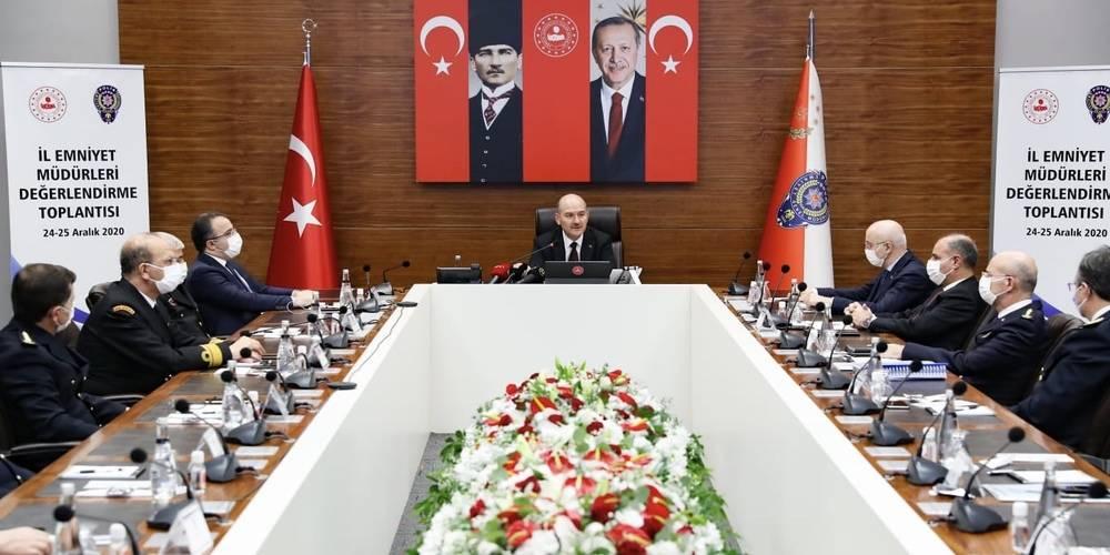 """İçişleri Bakanı Süleyman Soylu: """"Demirtaş teröristtir. AİHM'in, hangi sebeple olursa olsun, aldığı karar boşlukta bir karardır, hiçbir anlamı yoktur."""""""