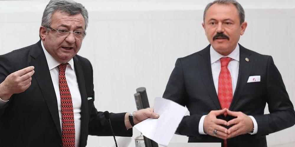 'Sözlerim çarpıtıldı' diyen AK Parti'li Tin:  Vicdan sahibi herkes kötü niyet taşımadığımı bilir