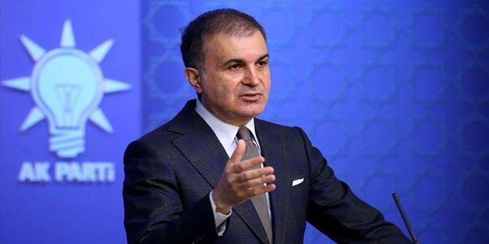 AK Parti Sözcüsü Çelik'ten Kılıçdaroğlu'nun iddialarına yanıt: Siyasi tarihte örneği yok