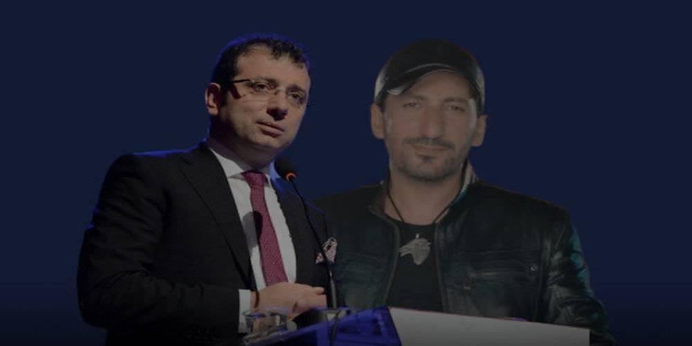 Ekrem İmamoğlu'nun seçim müziğini seslendiren sanatçı Ali Ata: İstanbul'un beş yılını çaldığımız için özür dileriz