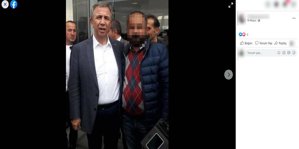 Ankara Büyükşehir Belediye Başkanı Mansur Yavaş'ın işe aldığı R.K uyuşturucu taciri çıktı