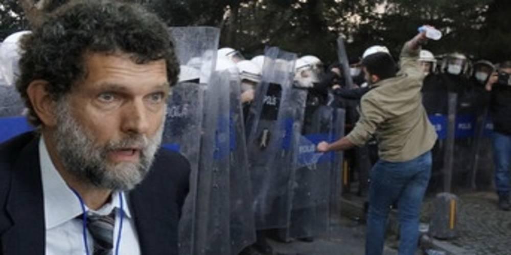 Boğaziçi provokasyonunda Osman Kavala izi!