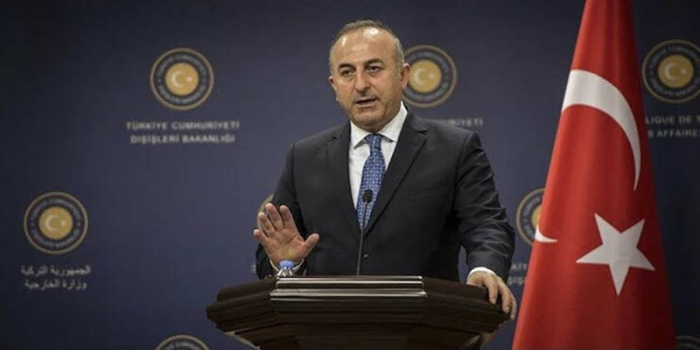 Dışişleri Bakanı Mevlüt Çavuşoğlu: PKK'nın 13 masum vatandaşı şehit etmesine dünya yine sessiz kaldı