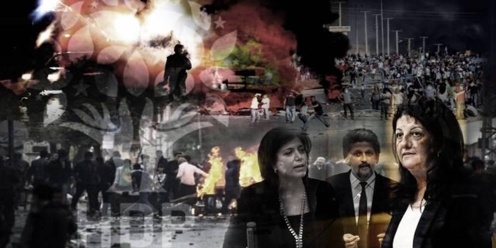 6-8 Ekim olayları ile ilgili HDP'li 9 milletvekili hakkında fezleke hazırlandı