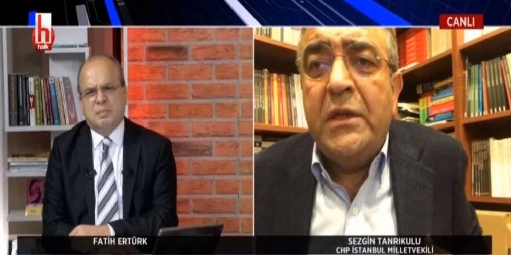 HDP'li vekillerin dokunulmazlıkların kaldırılmasıyla ilgili konuşan CHP'li Sezgin Tanrıkulu: Amerika bu adım karşısında Türkiye'ye ağır bedeller ödetir