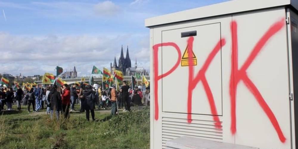 Almanya'da PKK'lı teröristte hapis cezası