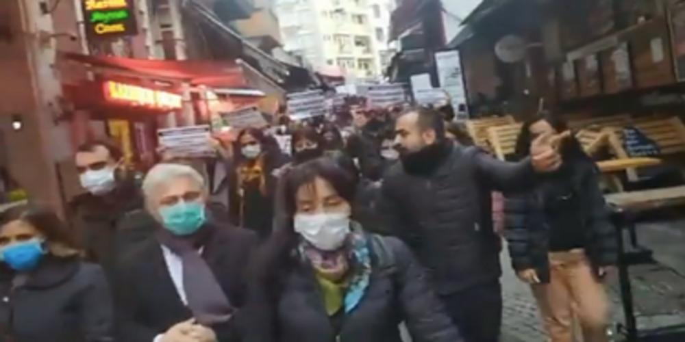 Terör örgütleri, Boğaziçi Üniversitesi öğrencilerini oyuna getirdi