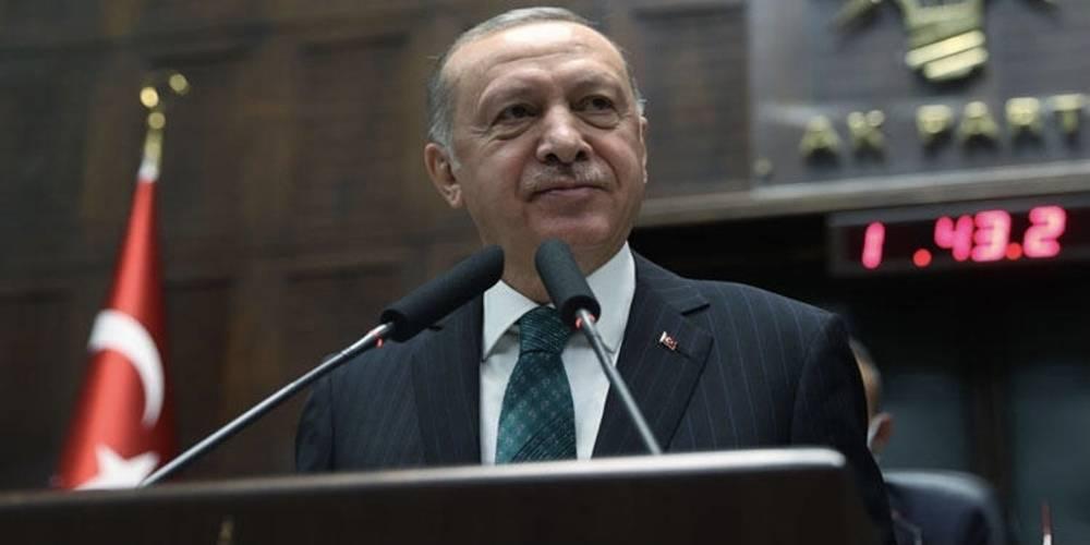"""Cumhurbaşkanı Erdoğan: """"Gelin, hep birlikte yeni Anayasa konusundaki tekliflerimizi yıl içinde hazırlayalım ve tartışmaya başlayalım"""""""
