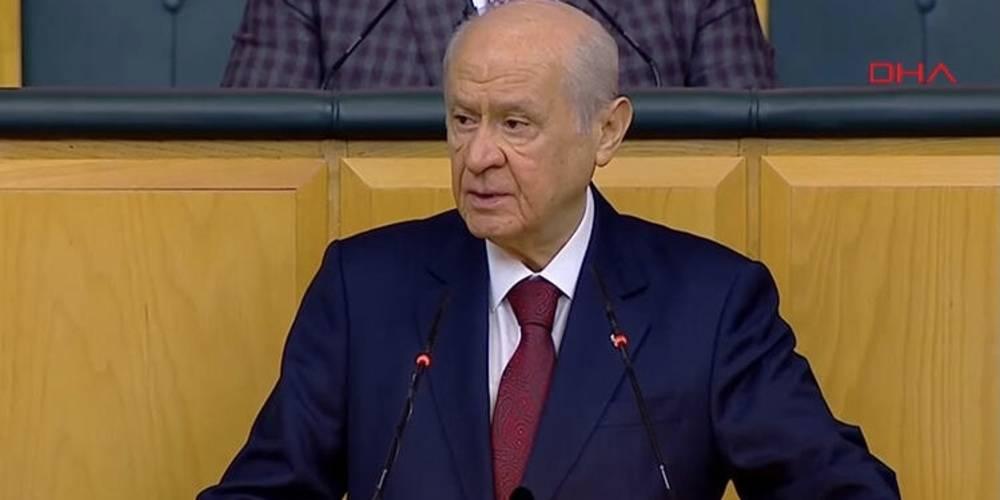 Devlet Bahçeli: Bundan sonra terörle mücadele stratejisi açısından Gara öncesi ve sonrası inanıyorum ki aynı olmayacaktır
