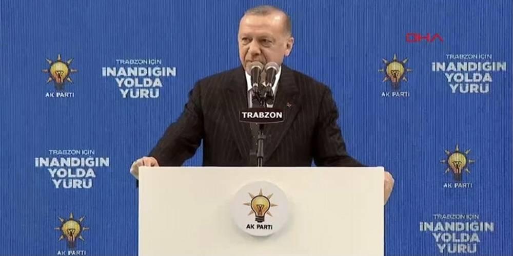 Cumhurbaşkanı Erdoğan: Gara önemli, sıkıntılı bir bölgeydi ve Gara düştü, Allah'ın izniyle iş bitti