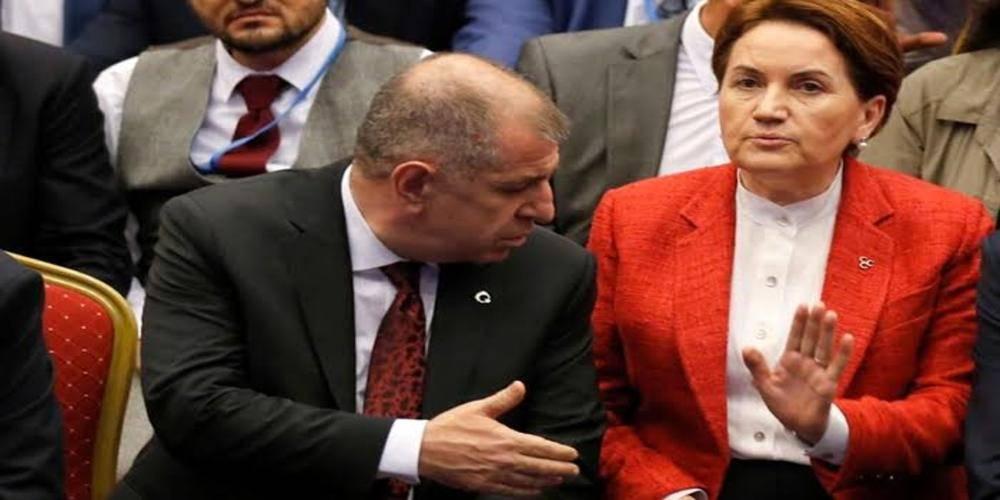 Meral Akşener, Ümit Özdağ'ı İYİ Parti'den ihraç etmekte kararlı
