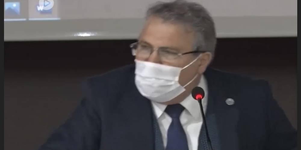 """Belediye Başkanı Çerçi'den Meclis'teki Boğaziçi provokasyonuna tepki, """"Ben milliyetçiyim, muhafazakarım, devlete millete sonuna kadar sahip çıkıyorum"""""""
