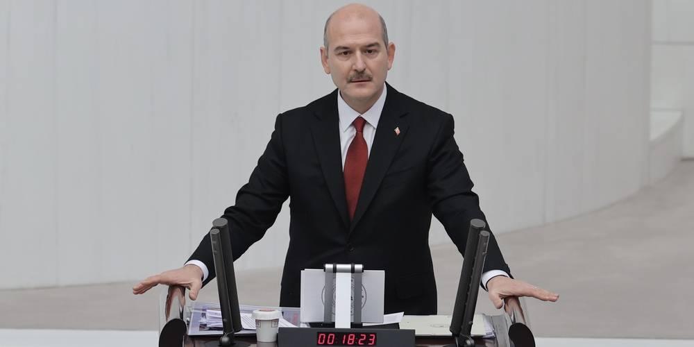 Süleyman Soylu: 1984'ten bugüne kadar terör örgütü 6021 sivil katliam gerçekleştirdi