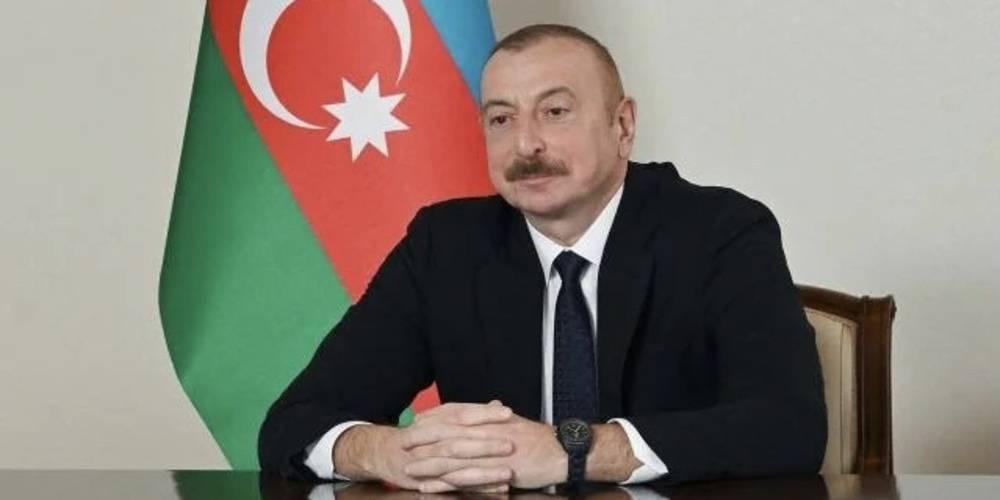 Azerbaycan Cumhurbaşkanı İlhan Aliyev: Ermenistan'da buhranlı vaziyet sürüyor
