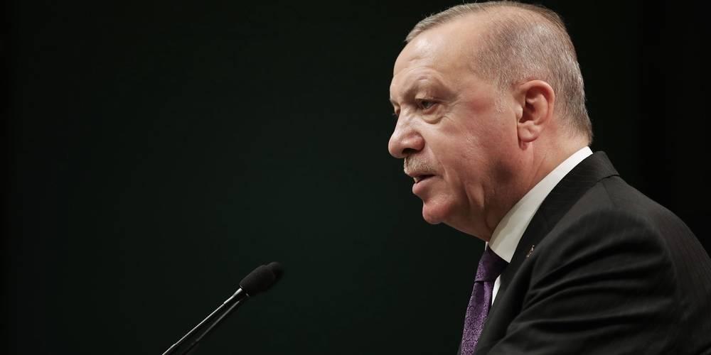 Cumhurbaşkanı Erdoğan'dan Boğaziçi Üniversitesi'ndeki protestolarla ilgili açıklama: 'Siz öğrenci misiniz, terörist misiniz?'