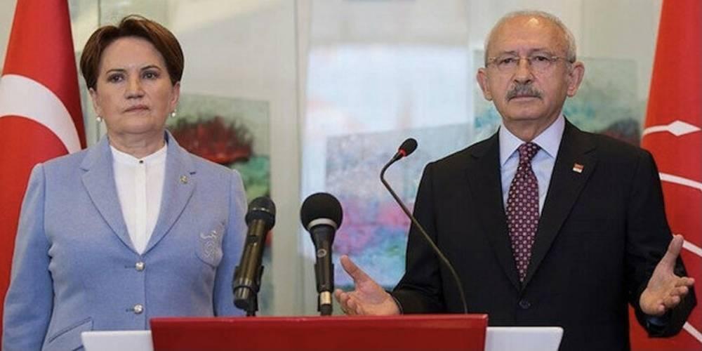 Millet İttifakı'nda HDP anlaşmazlığı: Dokunulmazlığın kaldırılmasına CHP 'hayır' İYİ Parti 'evet' diyor