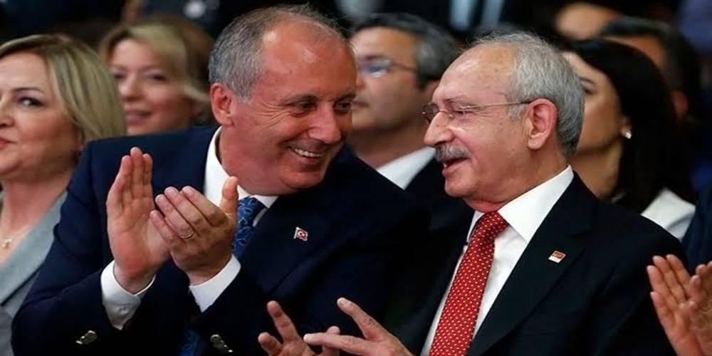 Muharrem İnce'nin kuracağı partiye geçmek için CHP'den istifa ettiler