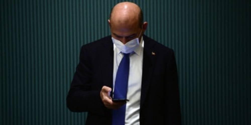 Twitter'dan İçişleri Bakanı Süleyman Soylu'ya sansür