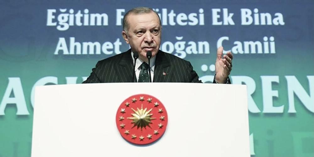 Cumhurbaşkanı Erdoğan'dan Kılıçdaroğlu'na: 'Yalana gerek yok, dürüst ol'