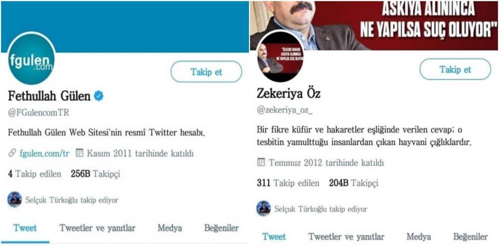 Meral Akşener sessiz! İYİ Parti Bursa İl Başkanı Selçuk Türkoğlu FETÖ'yü takibi bırakamadı