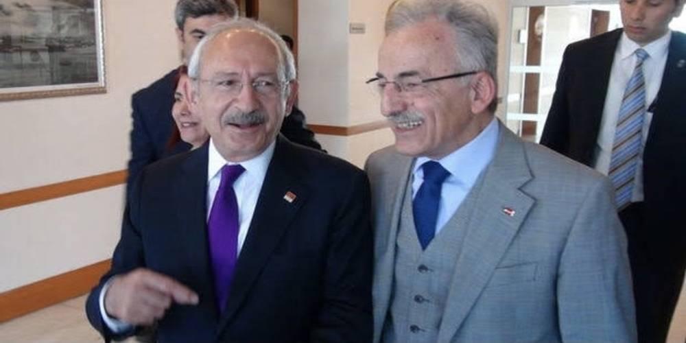 CHP eski Genel Başkanı Murat Karayalçın'ın HDP ile ittifak yorumu: Kesin!