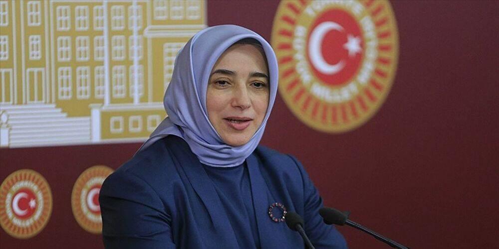 Özlem Zengin: AK Parti Grup Başkanvekili olarak, bir kadın olarak çok sistematik saldırıya uğruyorum. Böyle bir olay karşısında bütün kadınların birleşmesi lazım