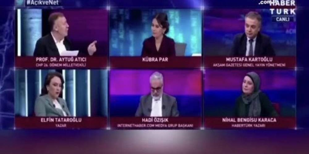 """CHP'li Aytuğ Atıcı: """"Erdoğan gitsin diye canımı veririm"""""""