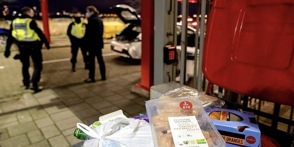 Brexit'in hayata geçmesinin ardından Avrupa, İngiliz TIR sürücülerinin jambonlu sandviçlerine bile el koyuyor