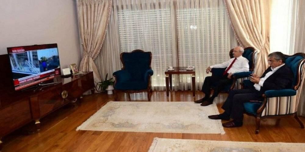 CHP Genel Başkanı Kemal Kılıçdaroğlu'nun 15 Temmuz darbe girişimini izlediği ev Bakırköy Belediye Başkanı Kerimoğlu'na usulsüz şekilde tahsis edilmiş