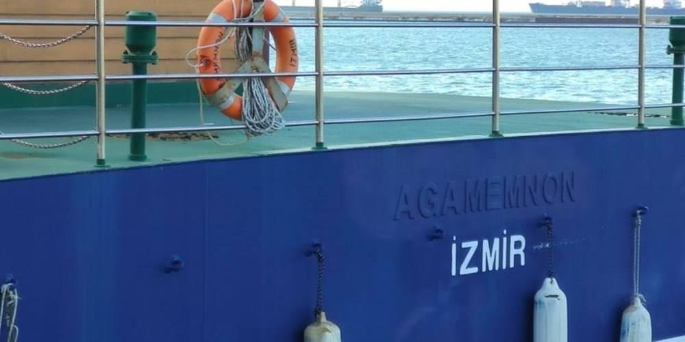 CHP'li Tunç Soyer'in yüzer iskeleye Yunan Kralı Agamemnon'un adını vermesi tepkilere yol açtı