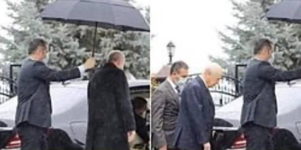 """""""Şemsiyeden fitne yaratmaya kadar düştüler"""""""