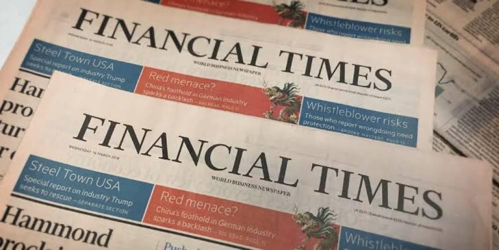 Financial Times: Erdoğan'ın Afrika hamlesi Türkiye için büyük fırsat yarattı