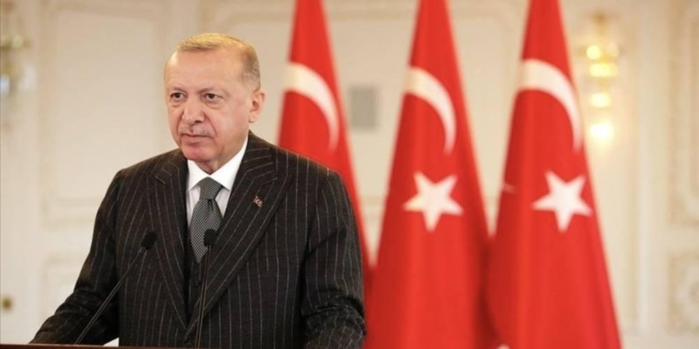 """Cumhurbaşkanı Erdoğan: """"Şu anda CHP'de tek adamcağız siyaseti işliyor."""""""