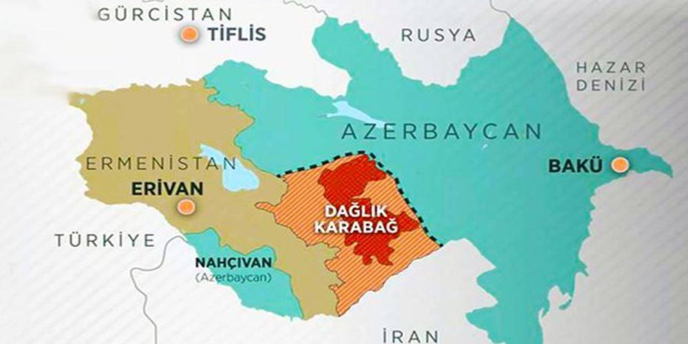 Türkiye-Nahçıvan doğal gaz anlaşması'nda ilk kazma vuruluyor