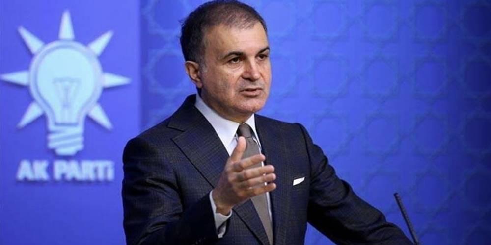 """AK Parti Sözcüsü Ömer Çelik: """"Boğaziçi Üniversitesi şu grubun ya da bu grubun değil, milletimizin"""""""
