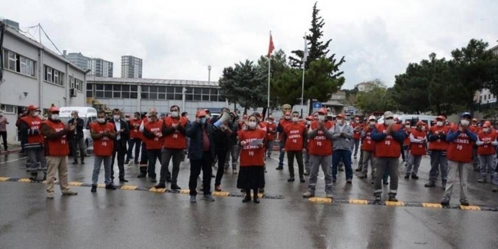 CHP'li Kadıköy Belediyesi'nden sonra CHP'li Kartal Belediyesi'nde de TİS görüşmeleri tıkandı