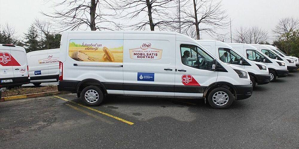 Tarım ve Orman Bakanlığı: Mobil büfelerde ekmek satışını yasaklayan bir genelge söz konusu değildir