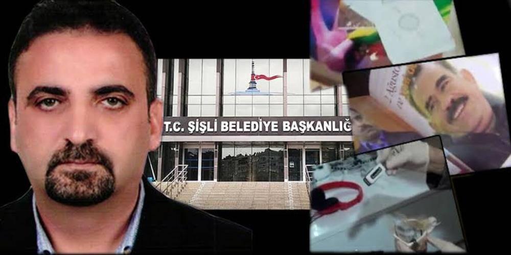 Tutuklu Şişli Belediye Başkan Yardımcısı Cihan Yavuz, teröristler için 'şehit' ifadesini kullandı