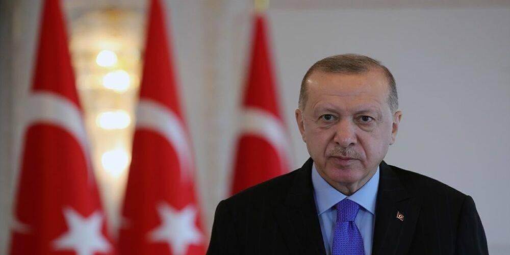 """Cumhurbaşkanı Erdoğan'dan Boğaziçi açıklaması: """"Terörle bağlantılı eylemin demokrasi, fikir özgürlüğüyle uzaktan yakından ilgisi yok"""""""
