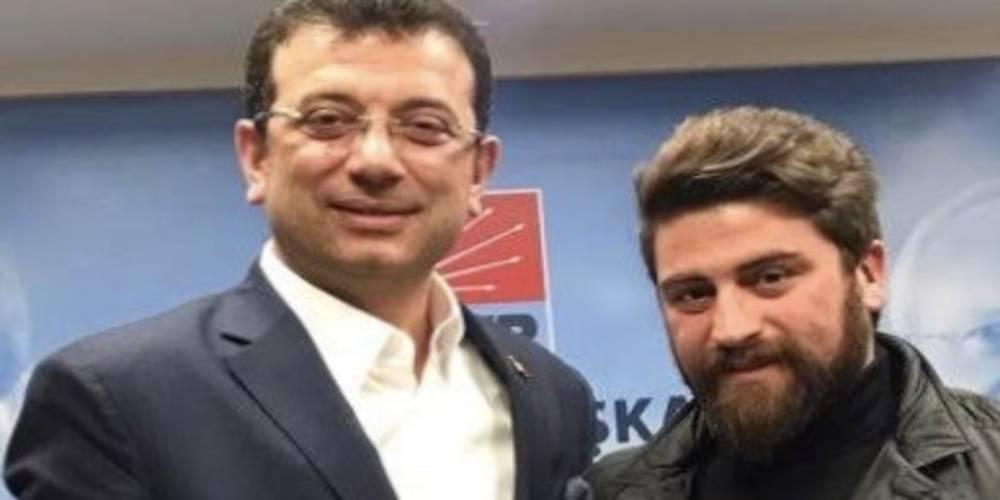 CHP'li Ekrem İmamoğlu, FETÖ darbe girişimini destekleyen Saffet Dağbakan'ı işe aldı