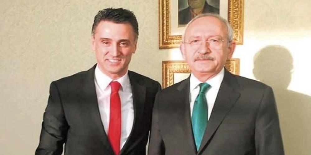 CHP Genel Başkanı Kemal Kılıçdaroğlu'nun koruması Koray Aslan, İhalelere aracılık ediyor...