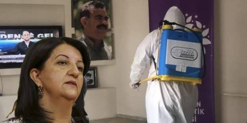 Pervin Buldan, HDP Esenyurt ilçe binasındaki rezilliği savundu