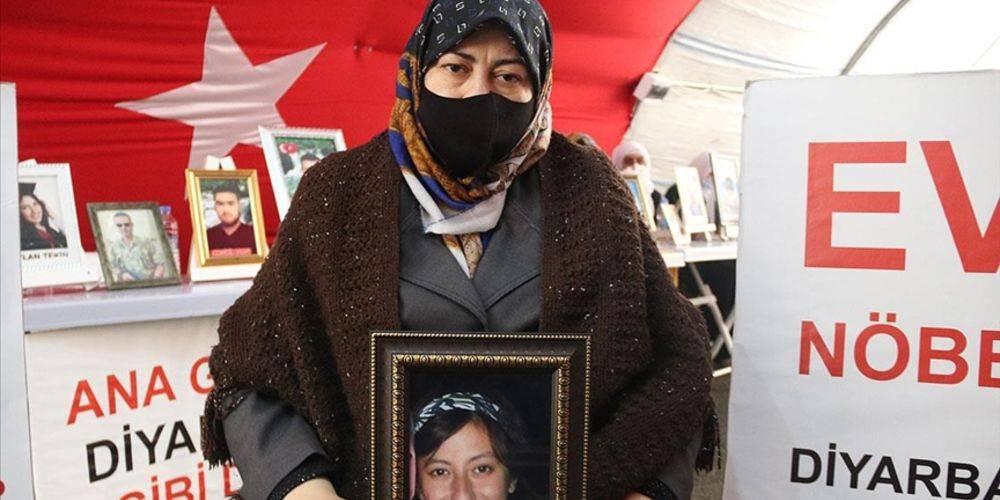 Diyarbakır Anneleri'nin evlat nöbetine bir aile daha katıldı