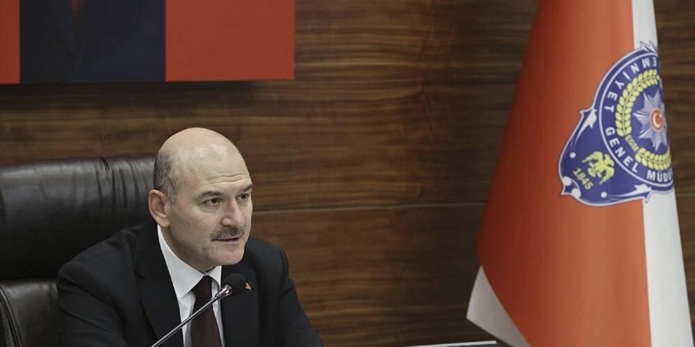 İçişleri Bakanı Süleyman Soylu'dan Malatya'da çocuğa cinsel istismar iddialarına ilişkin açıklama: Sosyal medya mahkemelerinden yorulduk