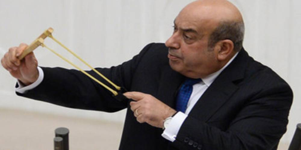 HDP'li Hasip Kaplan'dan Cumhurbaşkanı Erdoğan'a küstah tehdit