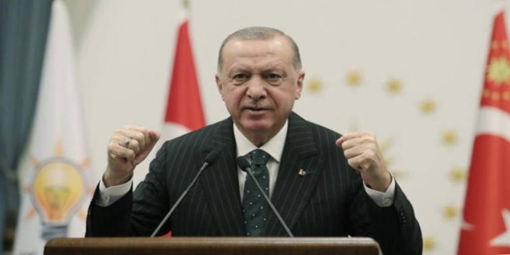 """Cumhurbaşkanı Erdoğan: """"Ülkemizi 2023 hedeflerine tamamen ulaştırmadan bize durmak, duraksamak, bir anı bile boşa geçirmek haramdır."""""""