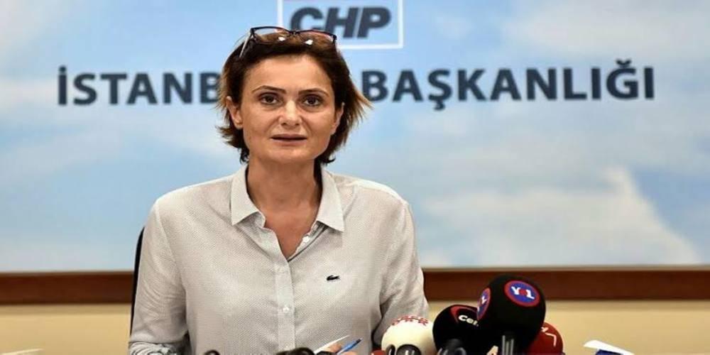 CHP İstanbul İl Başkanı Canan Kaftancıoğlu hakkındaki iddianame kabul edildi